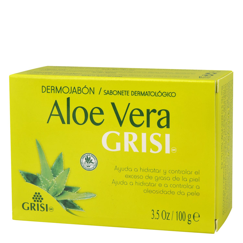 Dermojabón Aloe Vera Grisi 100 g.