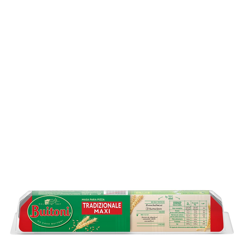 Masa para Maxi Pizza Buitoni 385 g. - 2