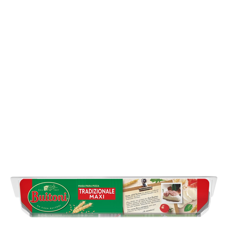 Masa para Maxi Pizza Buitoni 385 g. - 3