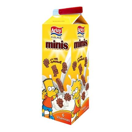 Mini galletas The Simpson