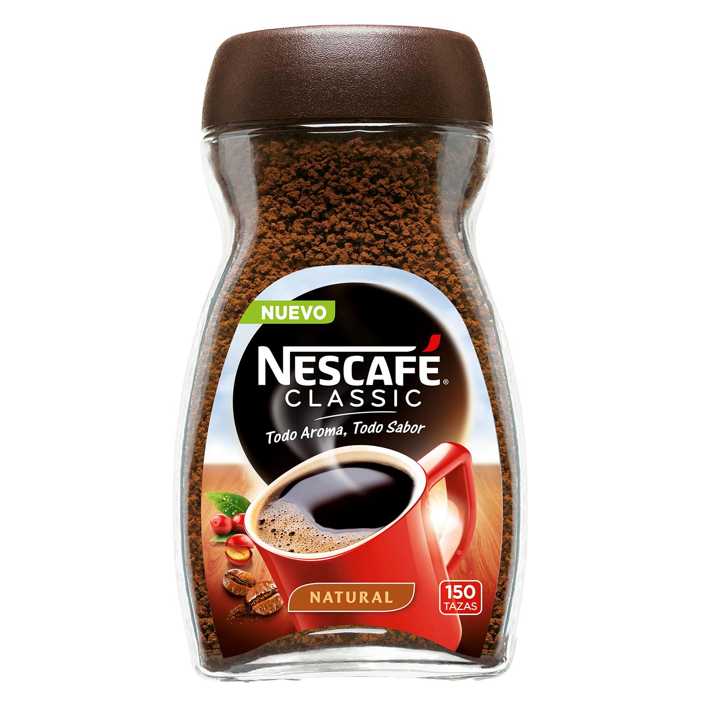 Caf Soluble Natural Nescaf Carrefour Supermercado Compra Online # Muebles Cedros Esplugues