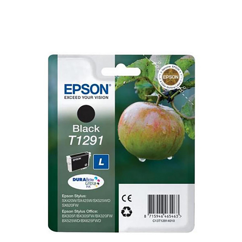 Cartucho de Tinta Epson T129 - Negro -
