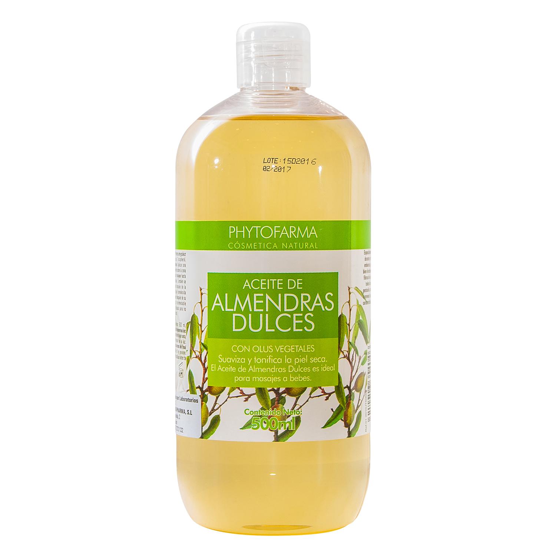aceite de almendras phytofarma carrefour supermercado