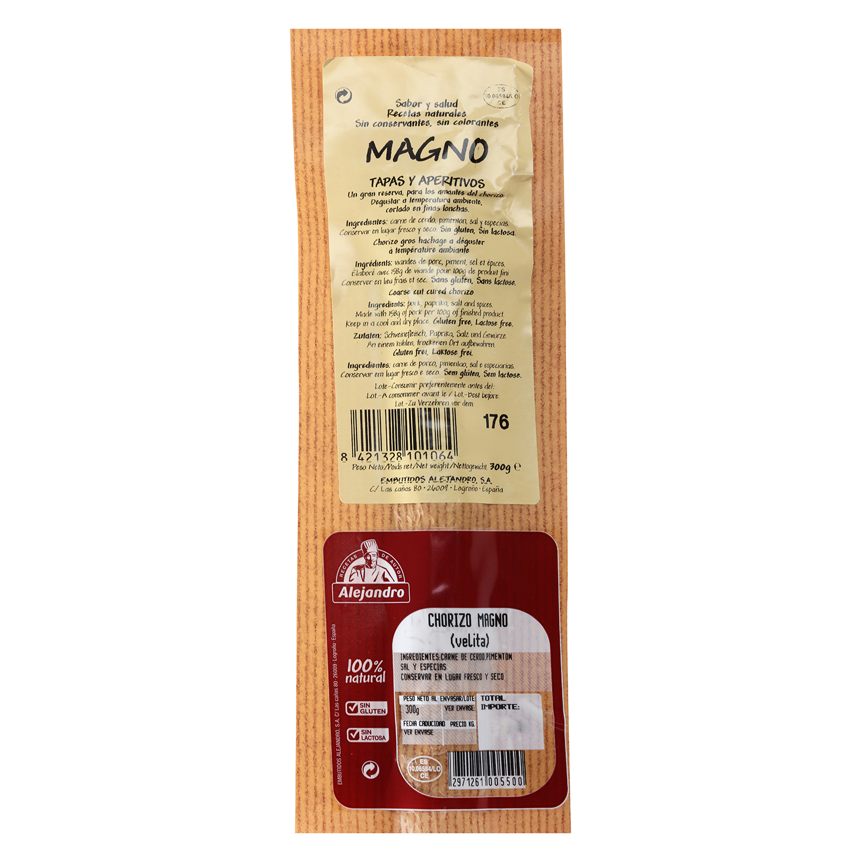 Chorizo de velita magno - 2