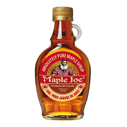 Jarabe de arce Maple Joe 250 g.