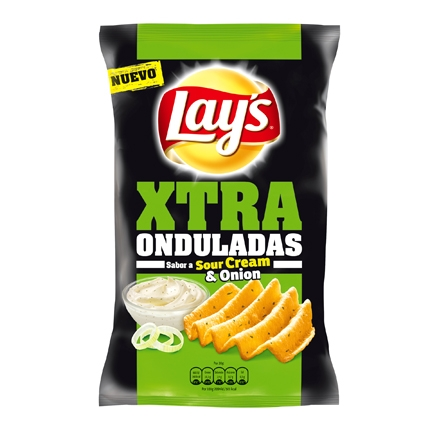 Patata sour cream onion Xtra