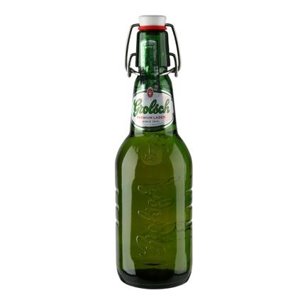Cerveza Grolsch premium lager botella 45 cl.