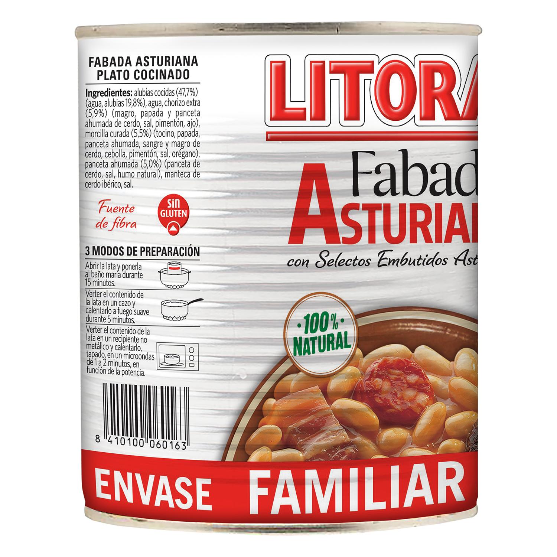 Fabada Asturiana Litoral 1 kg. - 2