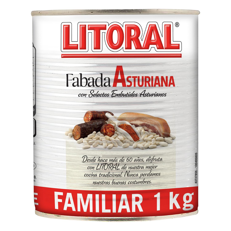 Fabada Asturiana Litoral 1 kg. - 3
