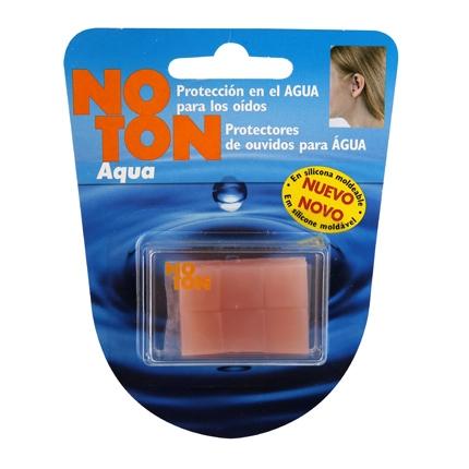 Tapón para oídos de silicona Noton 6 ud.