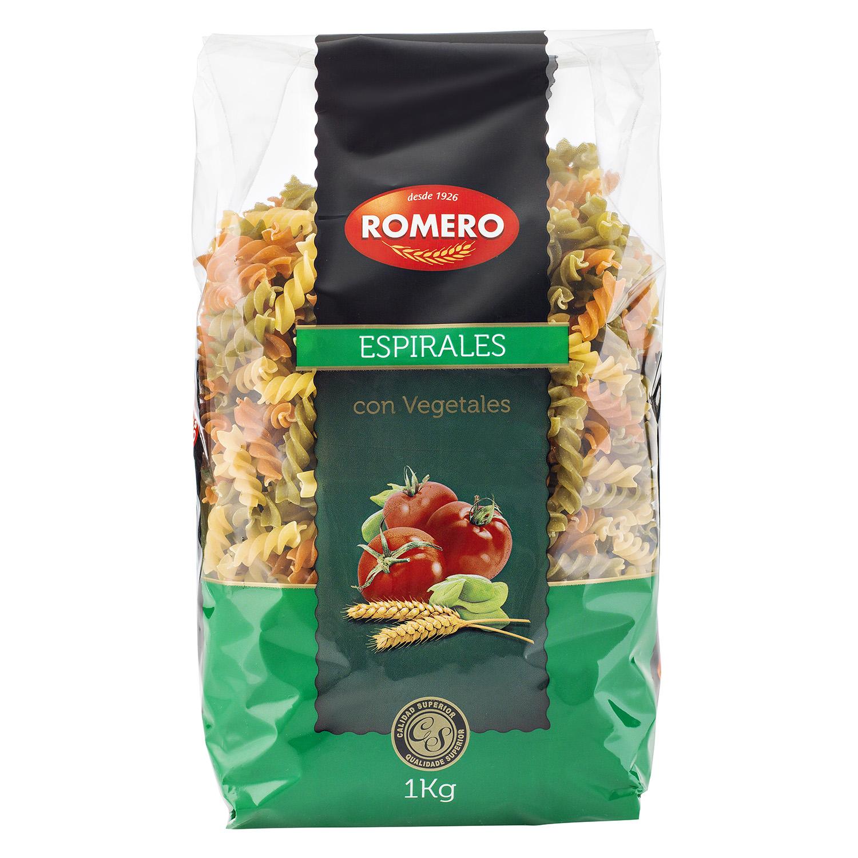 Espirales Romero vegetales 1 kg.