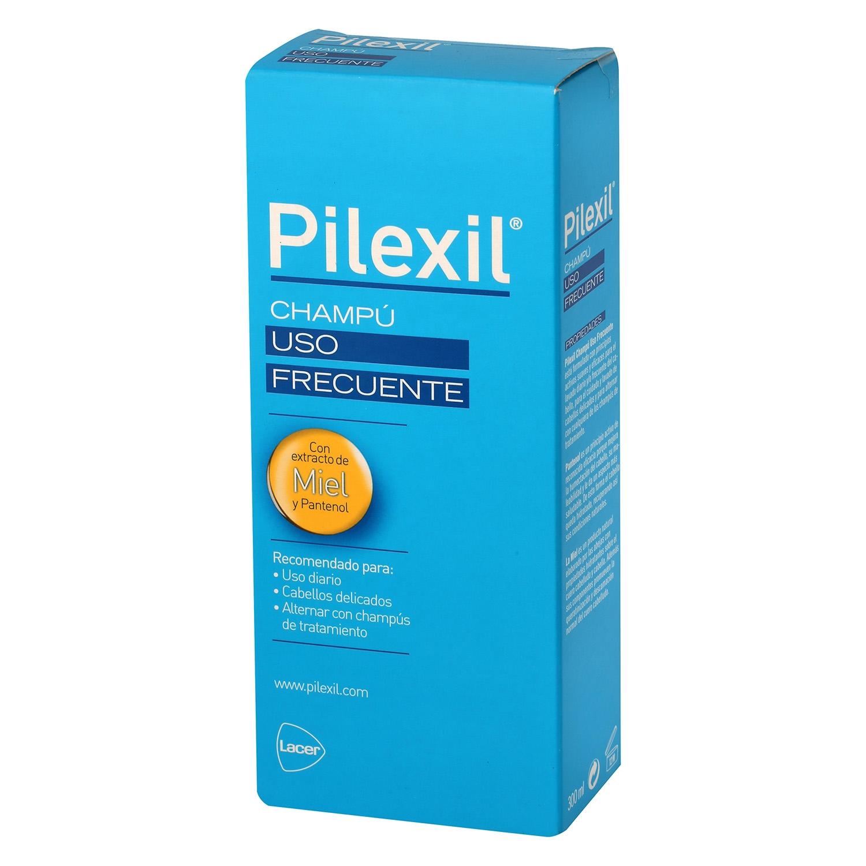 Champú uso frecuente Pilexil 300 ml.