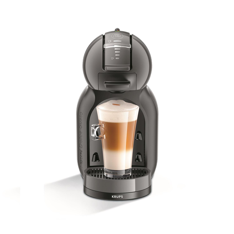 Cafetera Automática MINI ME Negra Gris