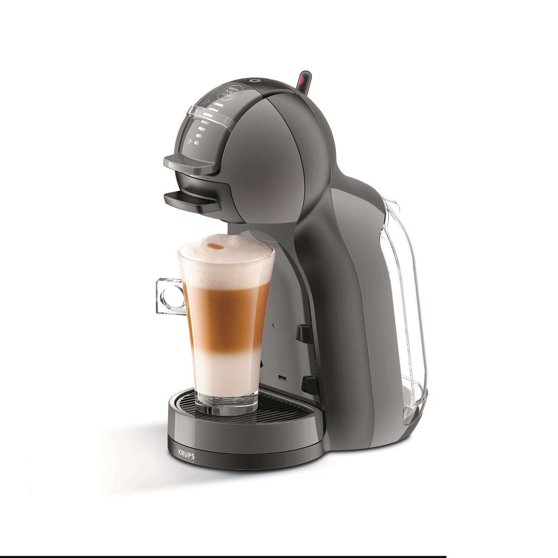Cafetera Automática MINI ME Negra Gris - 3