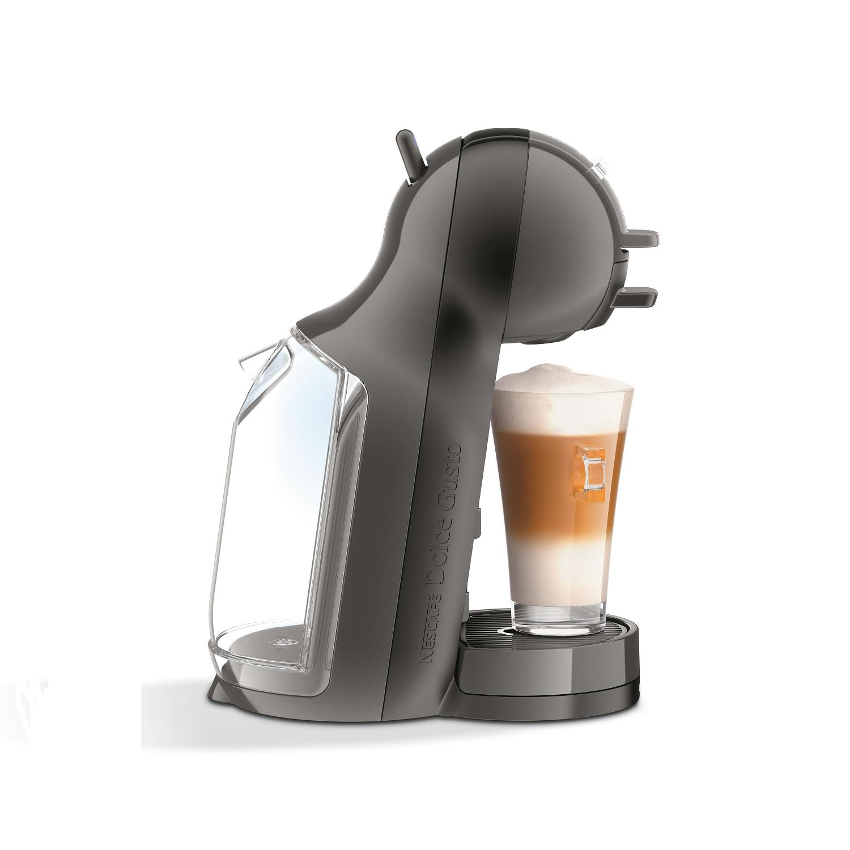 Cafetera Automática MINI ME Negra Gris - 2