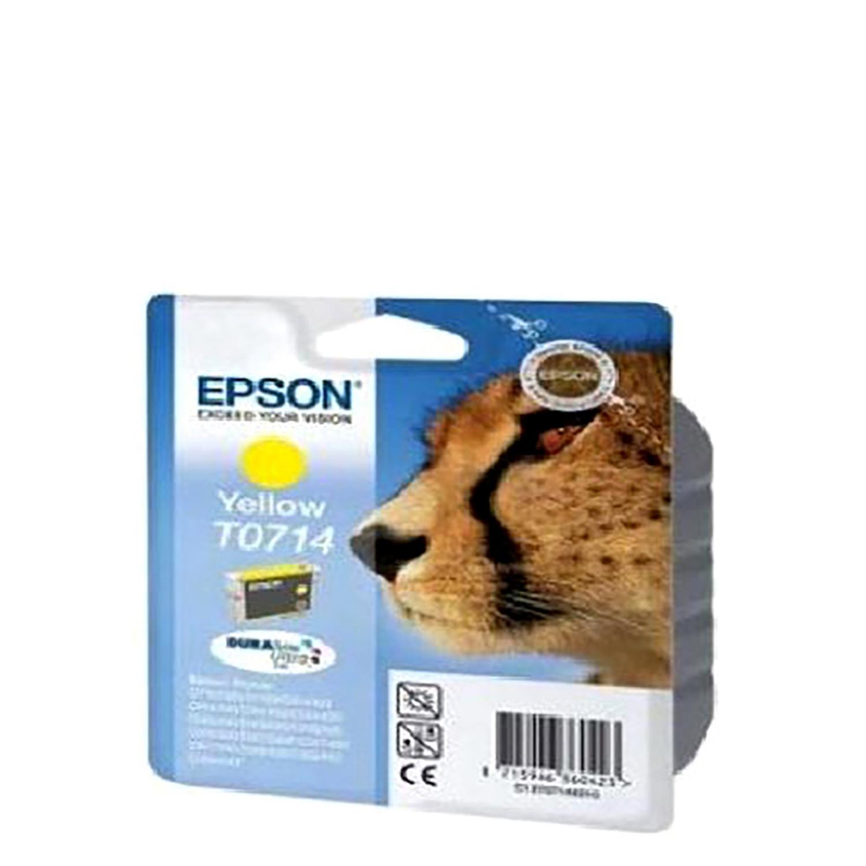 Cartucho de Tinta Epson Stylus - Amarillo