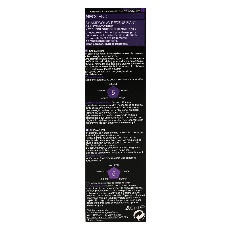 Champú redensificante Neogenic - 2