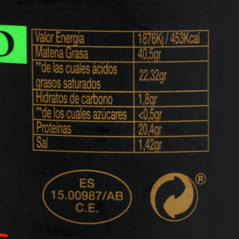 Queso curado de oveja en aceite de oliva y romero Vegasotuelamos tarro de 400 g -