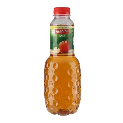 Zumo de manzana Granini botella 1 l.
