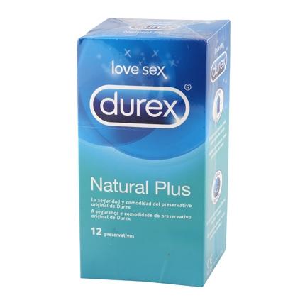 Preservativos Natural Plus