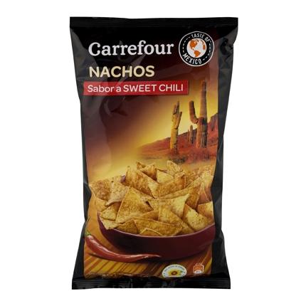 Nachos sweet chili