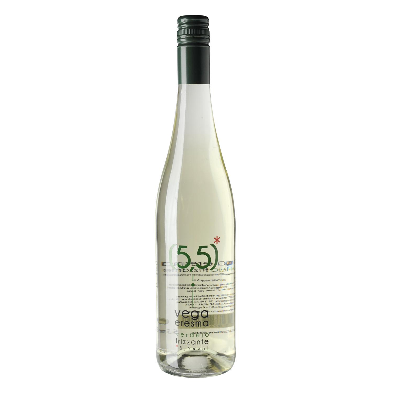 Vino blanco verdejo frizzante 5,5 º