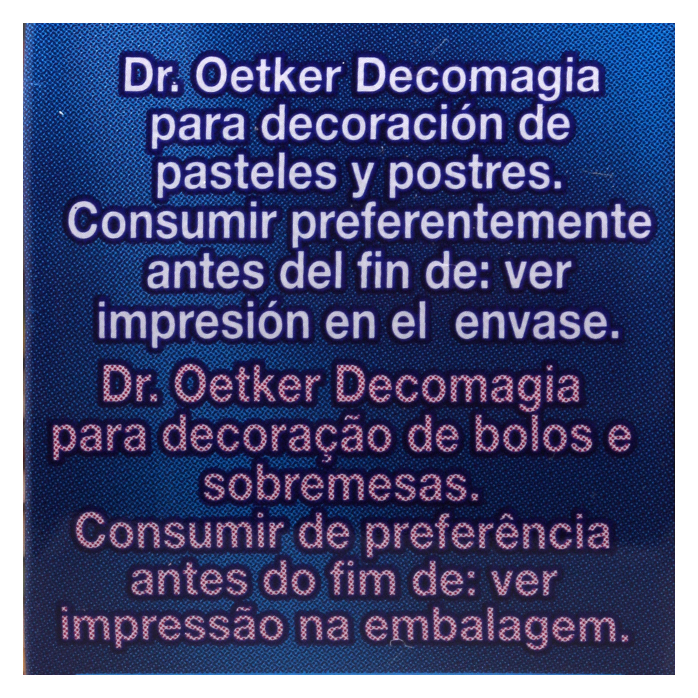 Decomagia fantasía Dr. Oetker 78 g. - 2