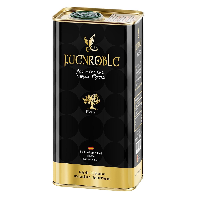 Aceite de oliva virgen extra Fuenroble lata 1 l.
