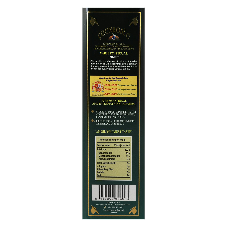 Aceite de oliva virgen extra Fuenroble lata 1 l. -