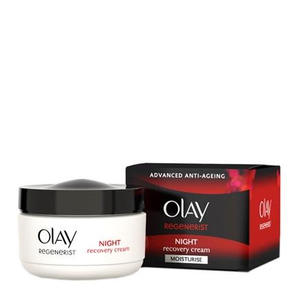Crema regenerist noche Olay 50 ml.