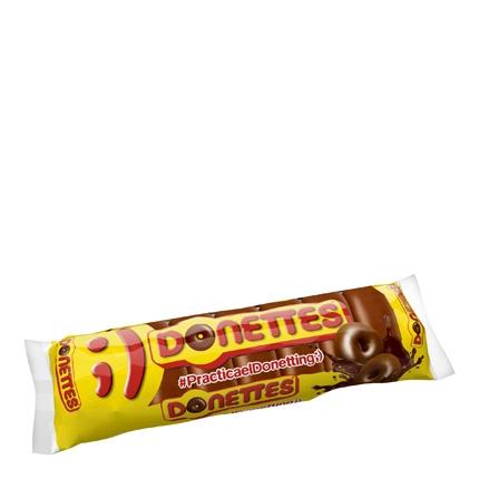 Bollito recubierto de chocolate