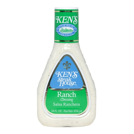 Salsa ranchera Ken's envase 454 g.