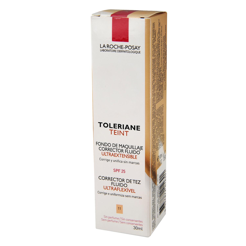 Fondo de maquillaje corrector fluido Nº11 Toleriane