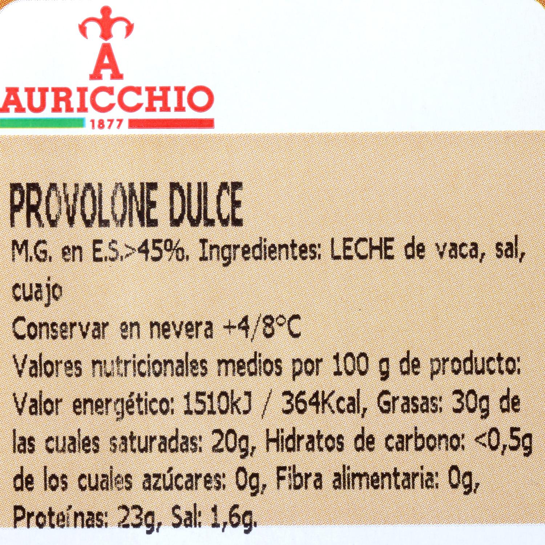 Queso provolone dulce Auricchio Hispano Italiana 200 g - 3