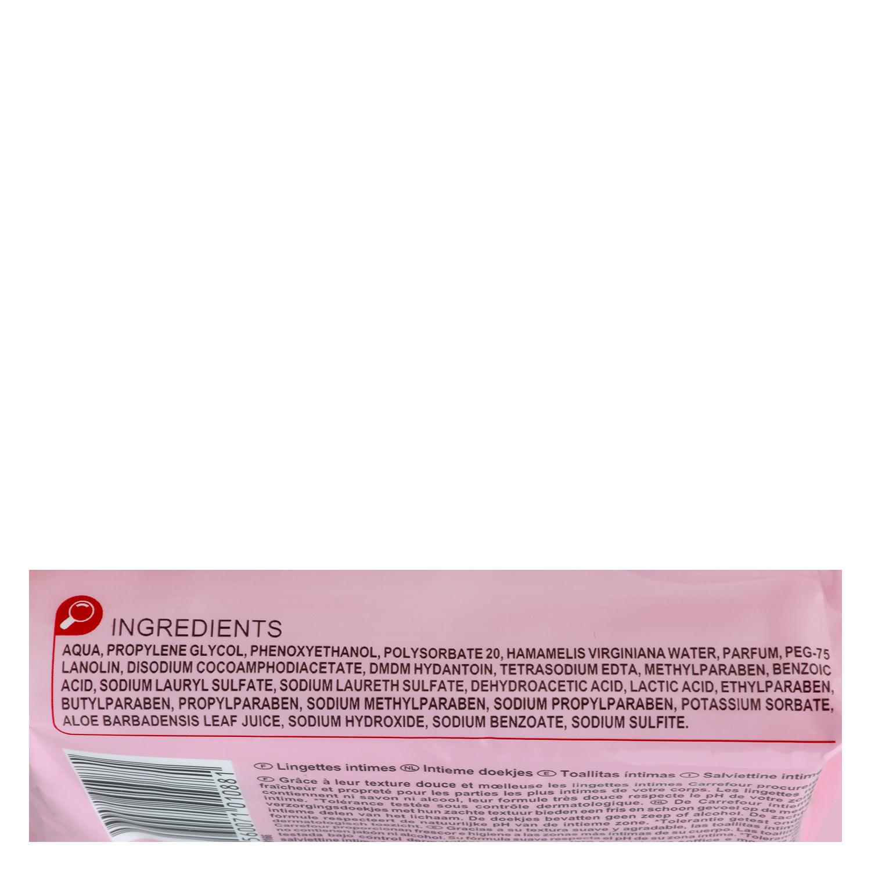 Toallitas íntimas con colágeno - 4