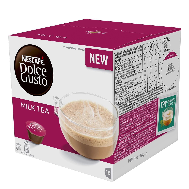 Té latte en cápsulas Nescafé Dolce Gusto 16 ud.
