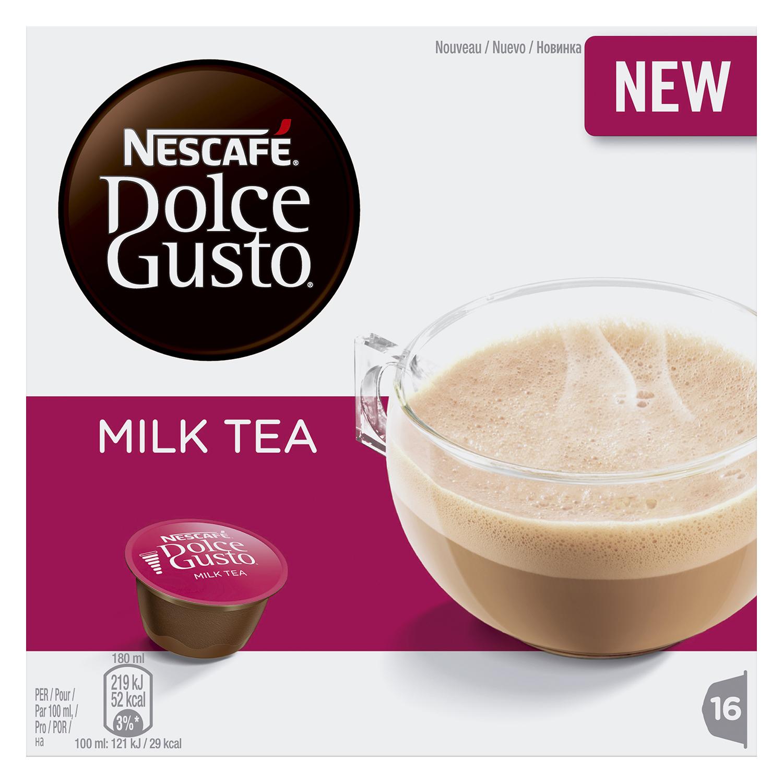 Té latte en cápsulas Nescafé Dolce Gusto 16 ud. -