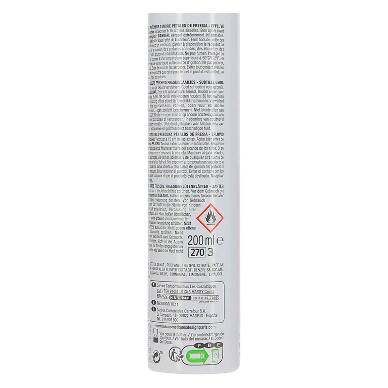 Desodorante 24 h pétalos de fresa   - 2