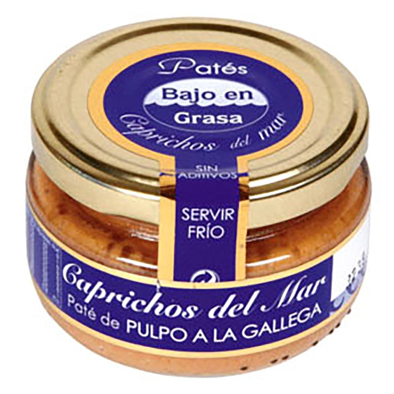 Paté pulpo gallega