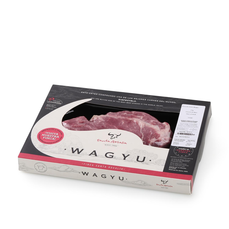 Entrecot de Carne de Wagyu Santa Rosalia Gourmet 330 g