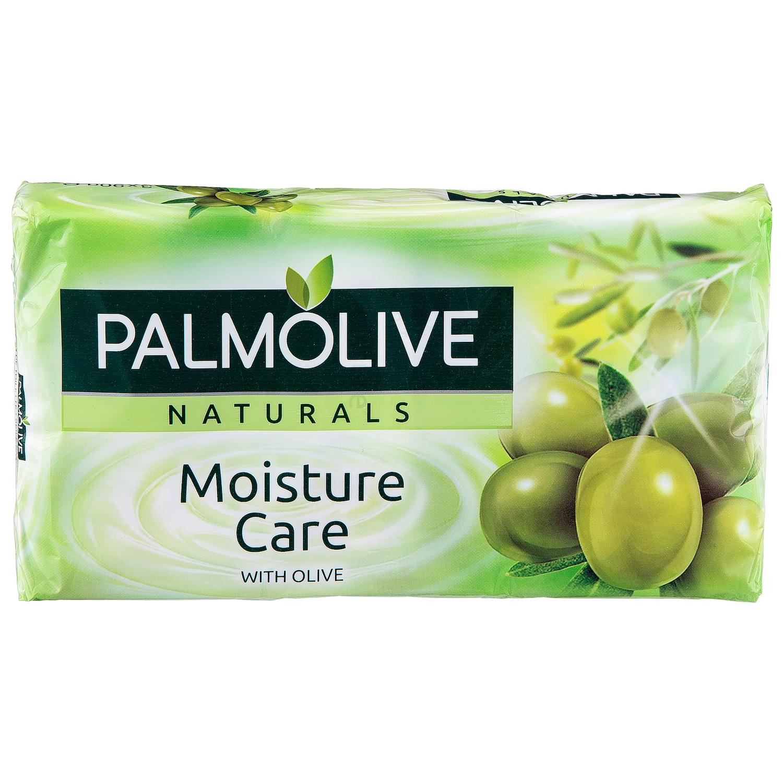 Jabón pastilla orignal verde NB Palmolive pack de 3 unidades de 90 g. -