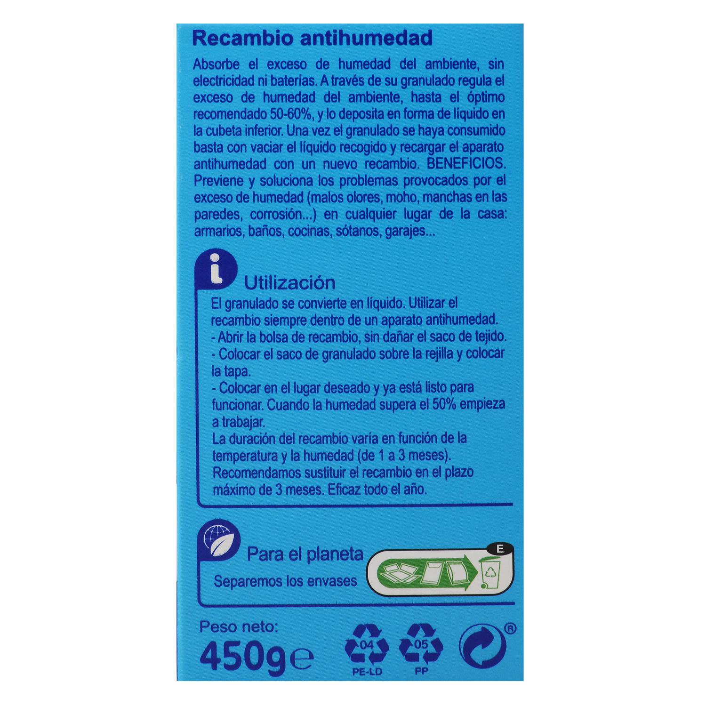 Antihumedad recambio Carrefour 1 ud. - 2