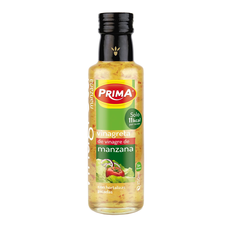 Vinagre balsámico de módena Prima 250 ml.