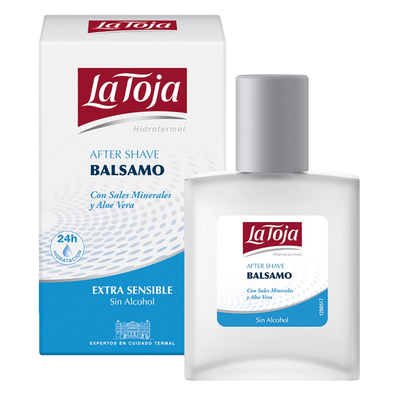 Bálsamo After Shave extra sensitive La Toja 100 ml.