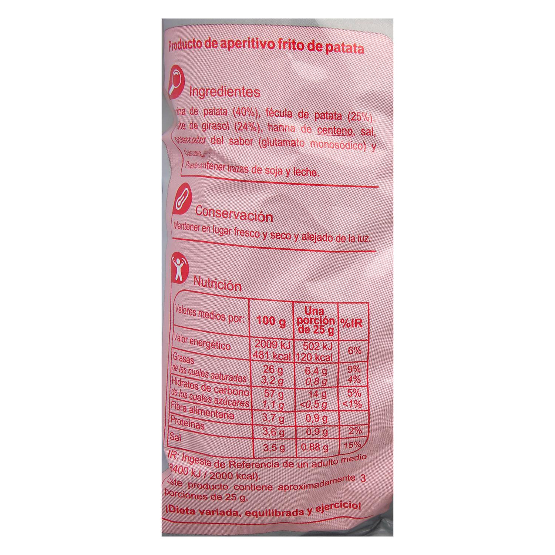 Estrellas de maíz crujientes Carrefour 65 g. - 2