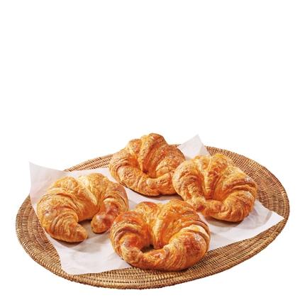 Croissant de mantequilla clásico Fripan envase 4 ud.