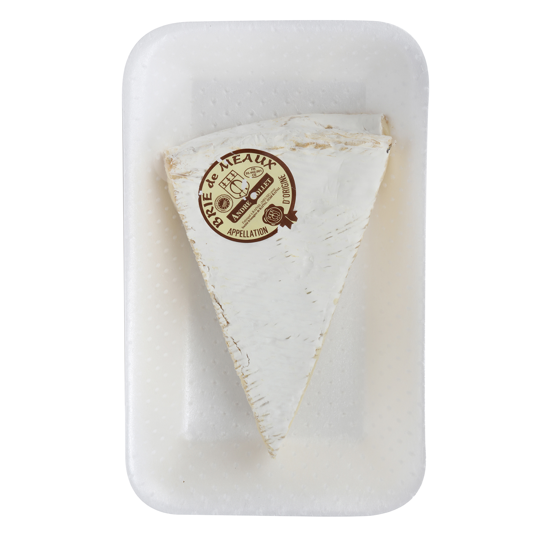 Queso Brie de Meaux Andre Collet Corte Triangular