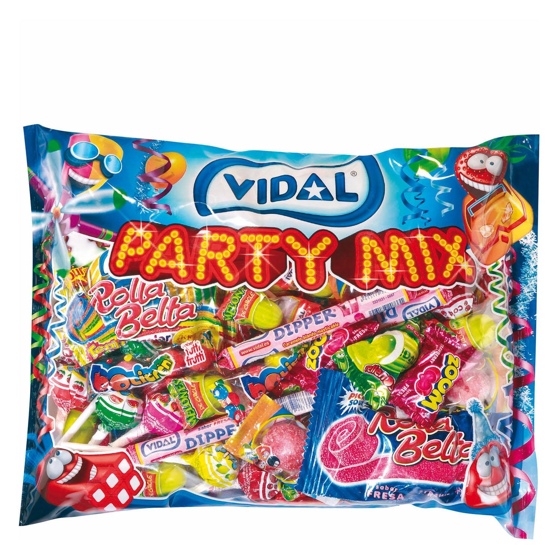 Caramelos de goma Party Mix Vidal 450 g.
