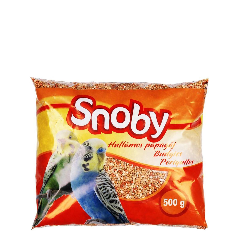 Comida para Periquitos Snoby 500 gr -