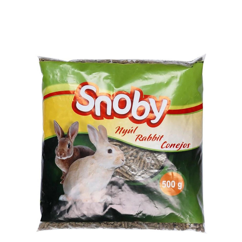 Comida para Conejos  -